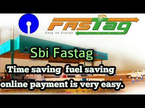 SBI FasTag customer care number