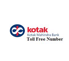 Kotak Mahindra Bank Customer Care Numbers- Toll Free Numbers